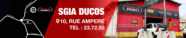 Centre de montage SGIA pneus Noumea Ducos